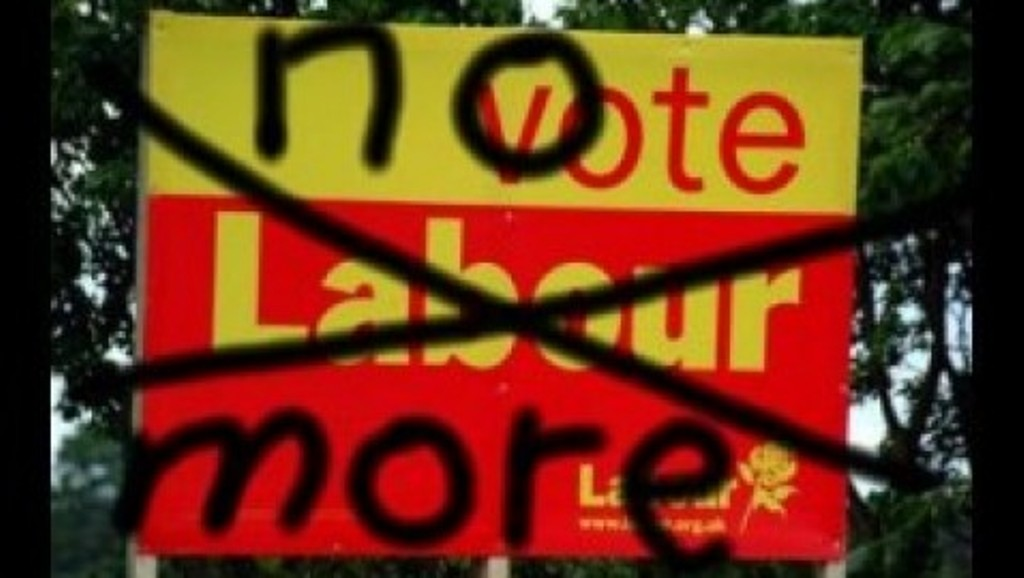 Labour betrayed their core vote - now they have the BNP ...