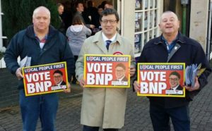BNP candidate in Stoke Central
