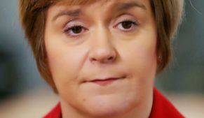 Leader of the SNP