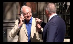 Ken Livingstone confronted by Labour MP