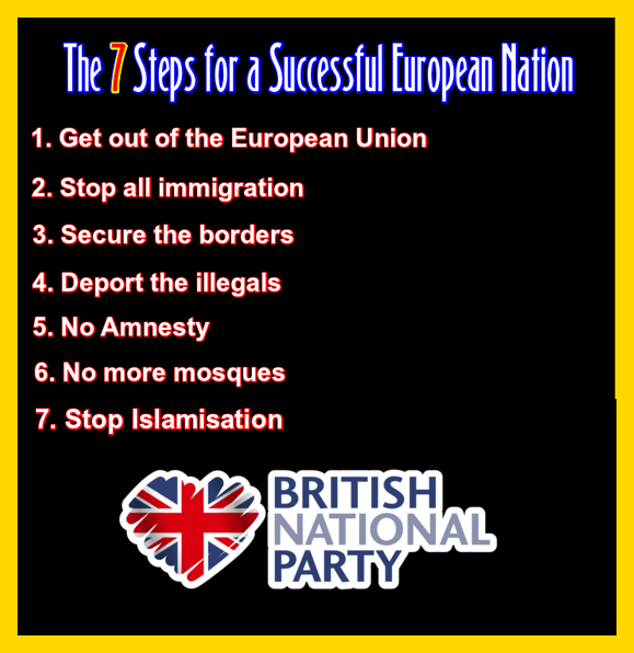 David Furness: The seven steps for a successful European Nation