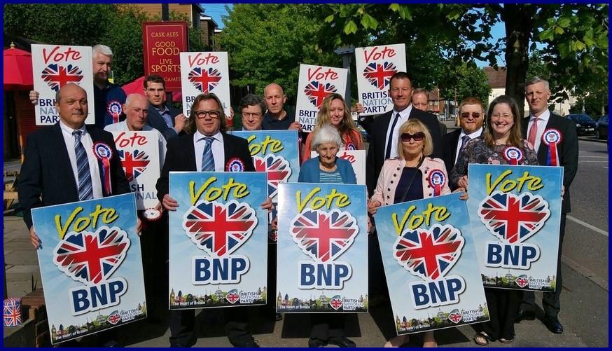 London BNP activists