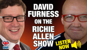 David Furness appeared on the Richie Allen Show