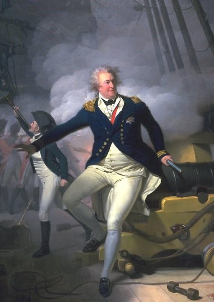 Admiral Duncan: born 1st July 1731, died 4th August 1804