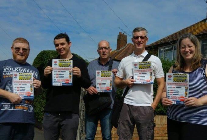 Bexley BNP activists
