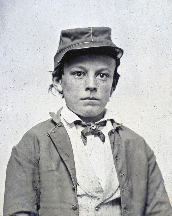 American Civil War: After so many were killed, the Confederacy recruited young boys.