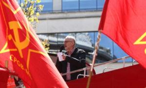 Communist Corbyn