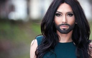 Gender-Bender Agenda: Conchita Wurst, the bearded transgender winner of the Eurovision Song Contest 2014