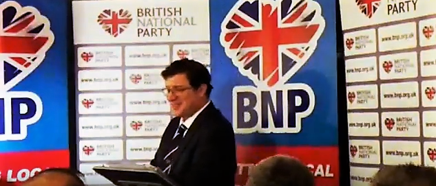Brexit speech by David Furness of the British National Party