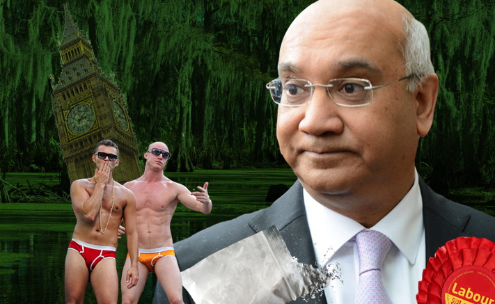 """Keith Vaz """"too ill"""" to answer rent boy investigation but ..."""
