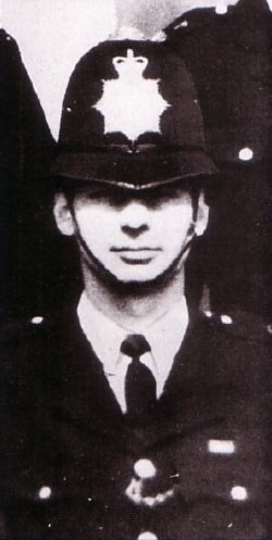 Picture of serial killer and ex-police office Dennis Nilsen