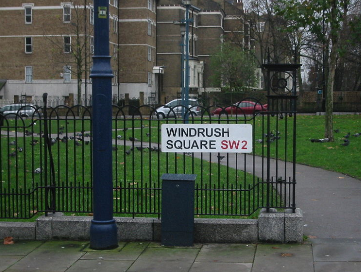 Windrush Square, London
