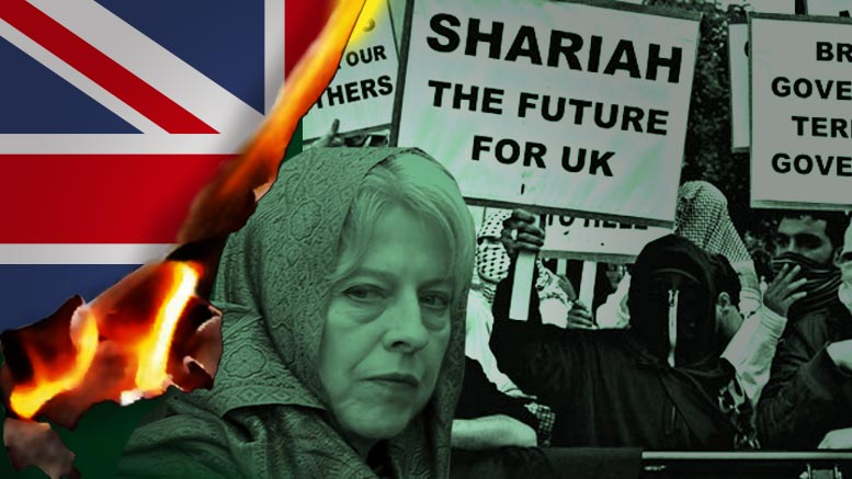 ISLAMIC LAW LEGAL IN BRITAIN RULES HIGH COURT JUDGE.